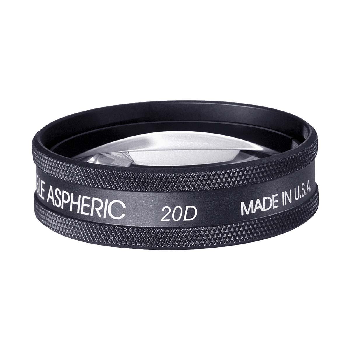 20D BIO Lens, Clear, 50mm Volk Lenses for BIO