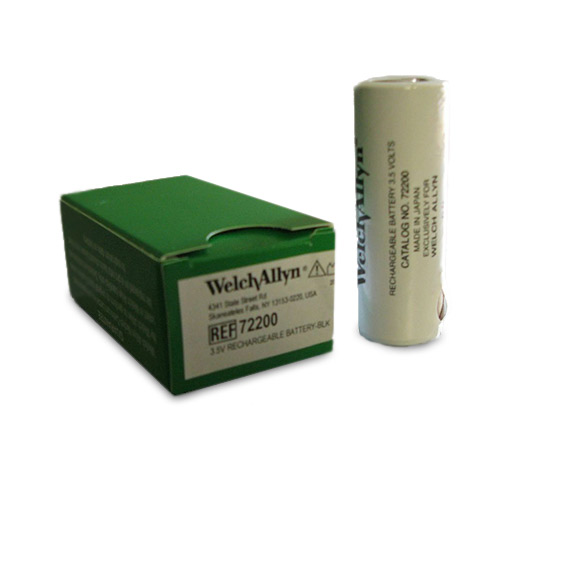 3.5V Rechargeable Battery (72200)