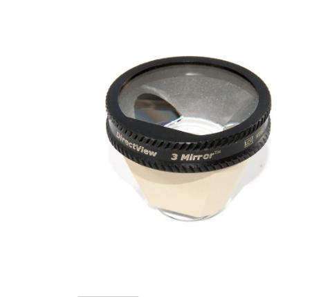 3 Mirror Flange Lens