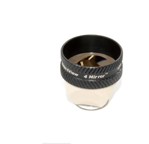 4 Mirror Flange Lens
