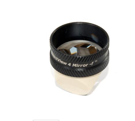 4 Mirror No Flange Lens