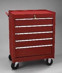 5 Drawer Standard Cart