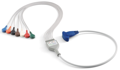 7-Lead Patient Cable for Welch Allyn HR 300