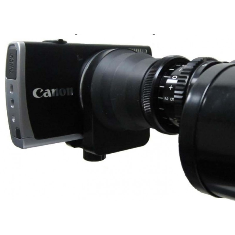 Accu-Beam Digital Eyepiece Camera kit with Canon A2600