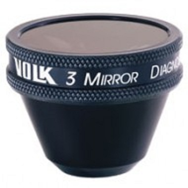 Acrylic Three Mirror Lenses