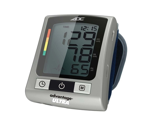 ADC ADvantage 6016N Ultra Wrist Digital BP Monitor