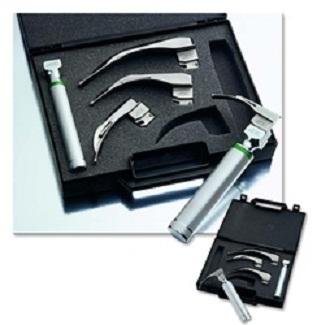 ADC Standard Laryngoscope Set 4 Blade Miller 4089