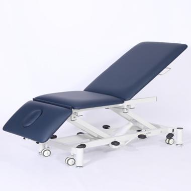 Adjustable treatment table