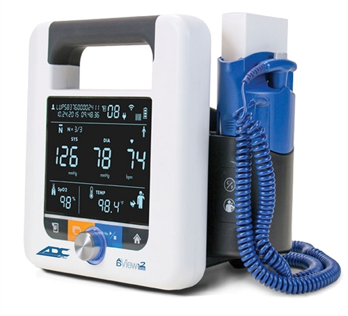 ADview 2 Monitor (Blood Pressure, Heart Rate & Temperature)