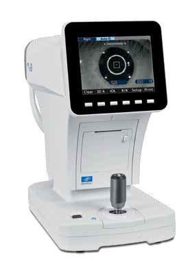 AKR750E Auto Kerato-Refractometer