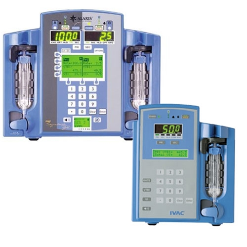 Alaris IVAC Signature Gold Series Infusion Pump