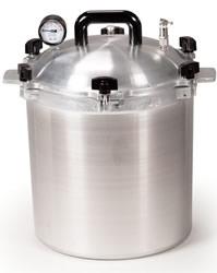 All-American 25 Qt Non-Electric Sterilizer