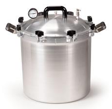 All-American 41 Qt Non-Electric Sterilizer