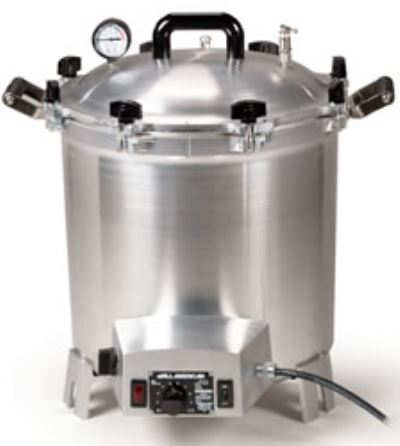 All American Electric Sterilizer 75X