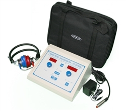 Ambco 1000 Audiometer + OTO Screen