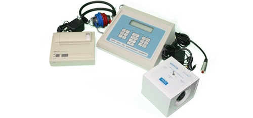 Ambco 2500 Automatic Microprocessor Controlled Audiometer