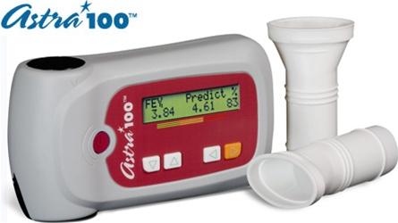 Astra 100 Spirometer