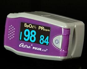 AstraPulse FTP Finger Pulse Oximeter