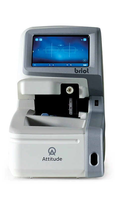 Attitude Automatic Tracer / Blocker / Lens Analyzer