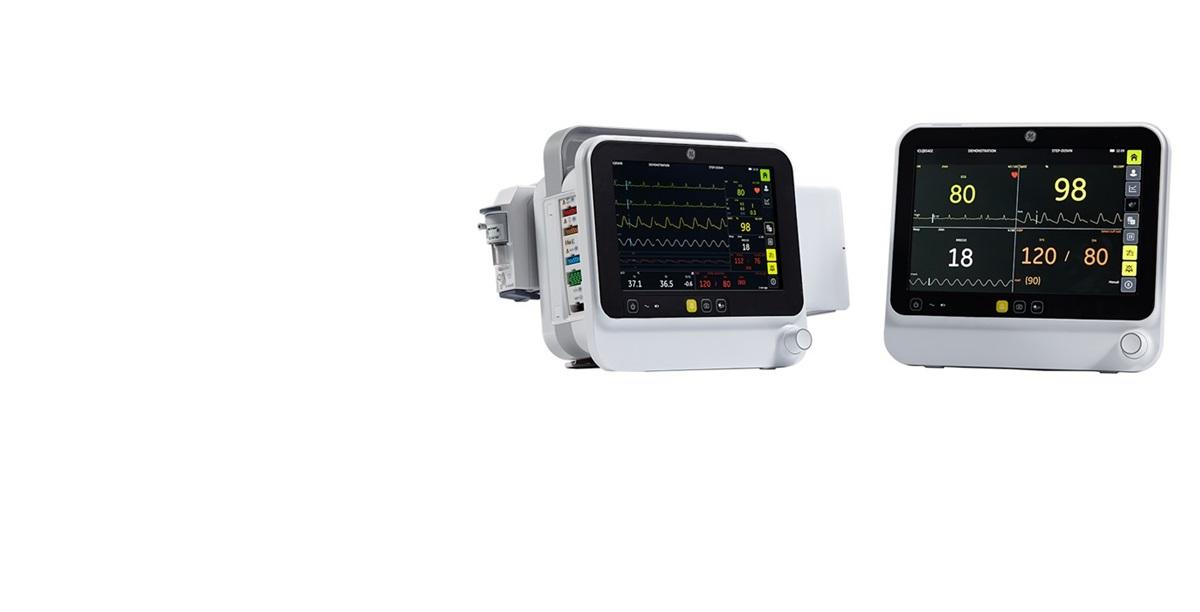 B105 and B125 Patient Monitors