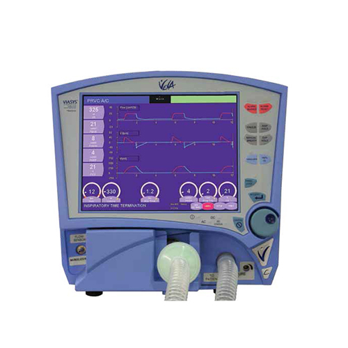 BD CareFusion Viasys Vela Ventilator