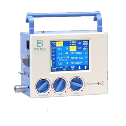 Biomed Crossvent 4 Plus Ventilator