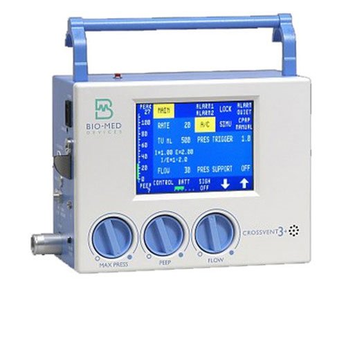 BIO-MED Devices Crossvent 3Plus Ventilator