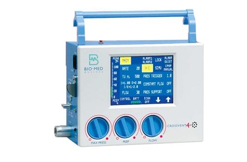 Bio-Med Devices Crossvent 4 Plus