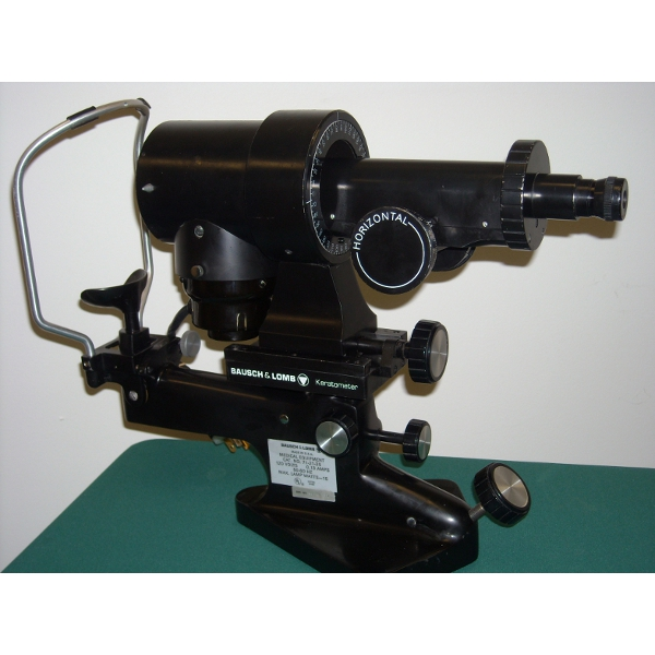 B&L Model 71 Keratometer