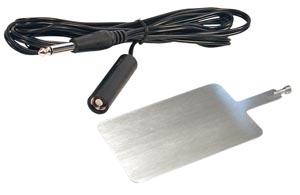 Bovie Aaron A1204 Reuseable Metal Plate & Cord