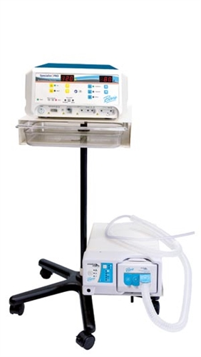 Bovie Aaron A1250S-G Electrosurgery System with Smoke Evacuator