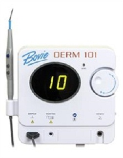 Bovie Aaron Derm 101 & 102 High Frequency Desiccator