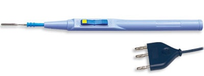 Bovie Aaron Electrosurgical Rocker Pencil with Holster and Scratch Pad, Disposable - 40/Box