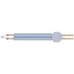 """Bovie Aaron H105 High Temp 2"""" Flex Loop Tip, Disposable - 10/box"""