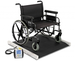 BRW1000 Bariatric Wheelchair Scale