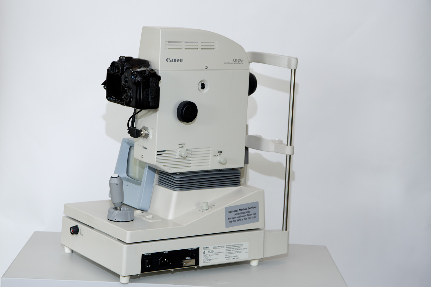 Canon CR-DGI Non-Mydriatic Fundus Camera (Pre-Owned)