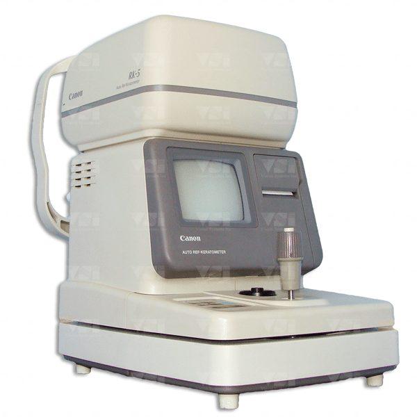 Canon RK-5 Autorefractor Keratometer
