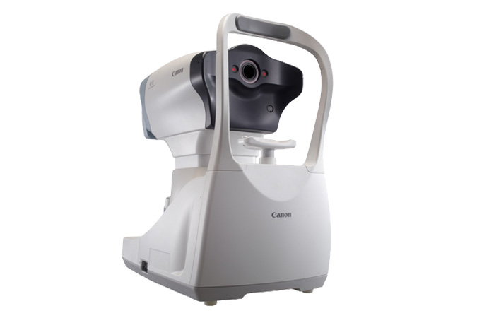 Canon RK-F2 Full Auto Ref-Keratometer