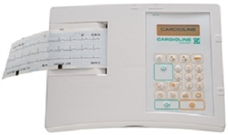 Cardioline ar600 Portable ECG Machine w/ Interpretation