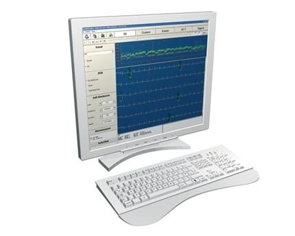 Cardioline ClickHolter Software