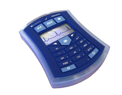 Cardioline Microtel - Portable Wireless 12 Lead EKG Machine (works w/ Bluetooth)