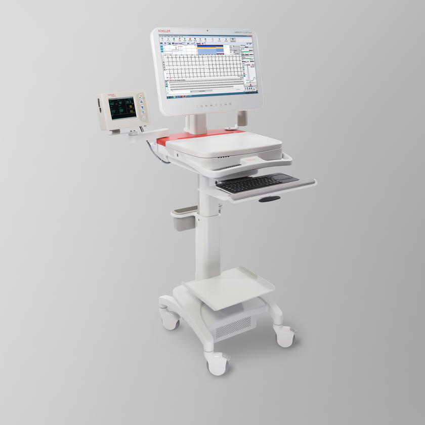CARDIOPULMONARY DIAGNOSTIC SYSTEM  CARDIOVIT CS-200 TOUCH