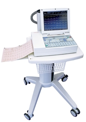 Cardiovit AT-10 Plus Package: Includes Interpretation, Treadmill, Cart, External Monitor, Cable Arm