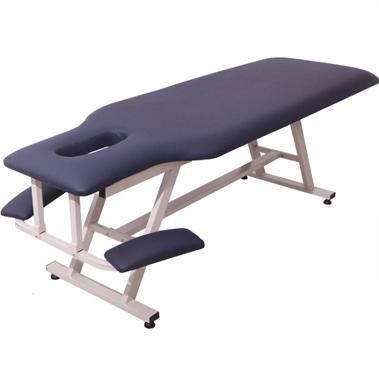 Chiropractic bed