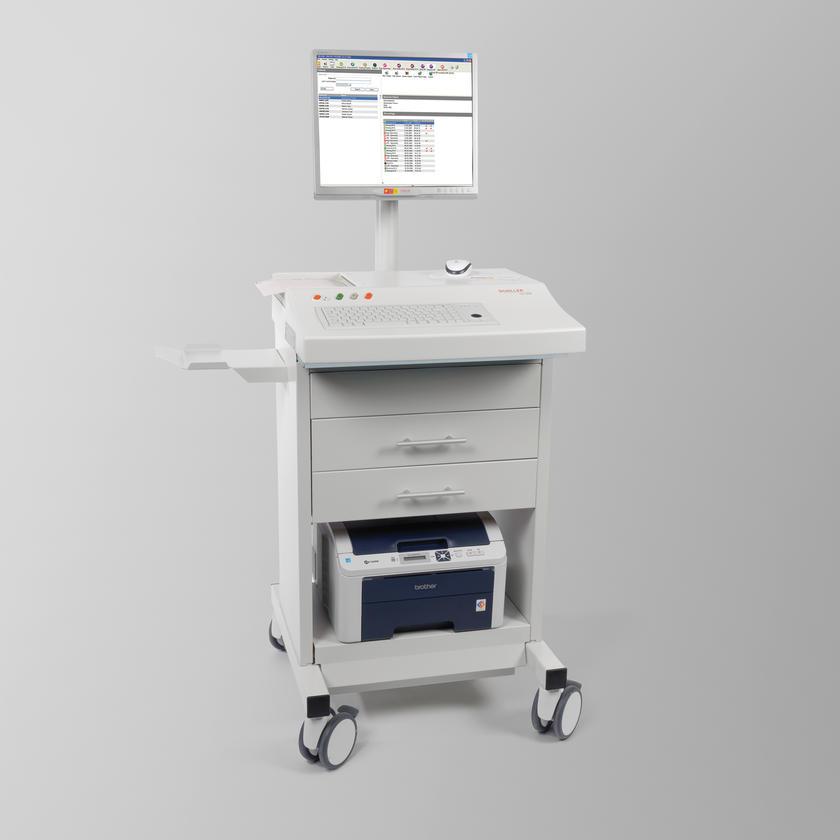 COMPLETE DIAGNOSTIC SYSTEM  CARDIOVIT CS-200