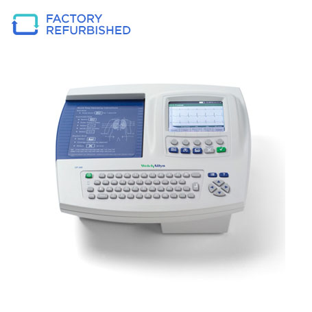 CP 200™ RESTING ELECTROCARDIOGRAPH (FACTORY REFURBISHED)