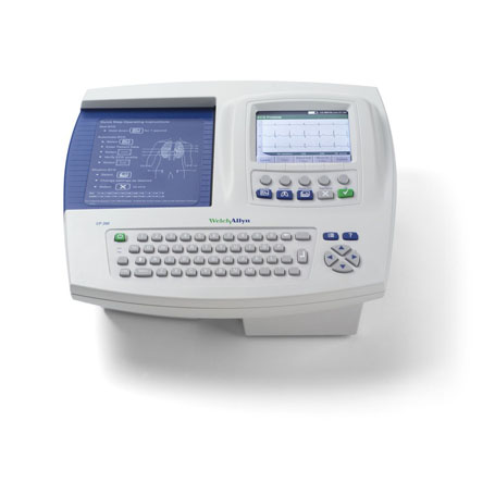 CP 200™ RESTING ELECTROCARDIOGRAPH  WITH  OPTIONAL SPIROMETRY