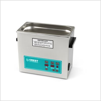 Crest Ultrasonic Cleaner Digital 1.5 Gallon