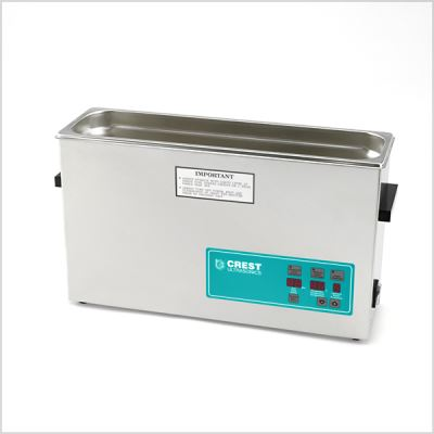 Crest Ultrasonic Cleaner Digital 2.5 Gallon