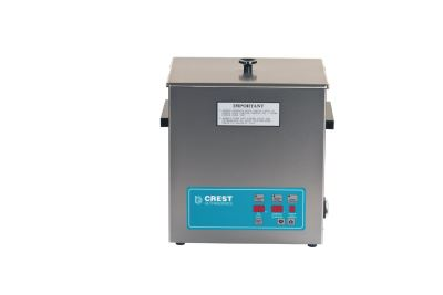 Crest Ultrasonic Cleaner Digital 3.25 Gallon